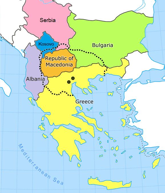 """Photo of დავა """"მაკედონიაზე"""" – სკოპიე საბერძნეთს სახელწოდების 4 ვარიანტს სთავაზობს"""