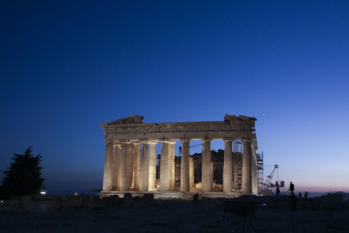 Photo of კვირას, 4 მარტს ათენის აკროპოლისი საინტერესო ღონისძიებას უმასპინძლებს