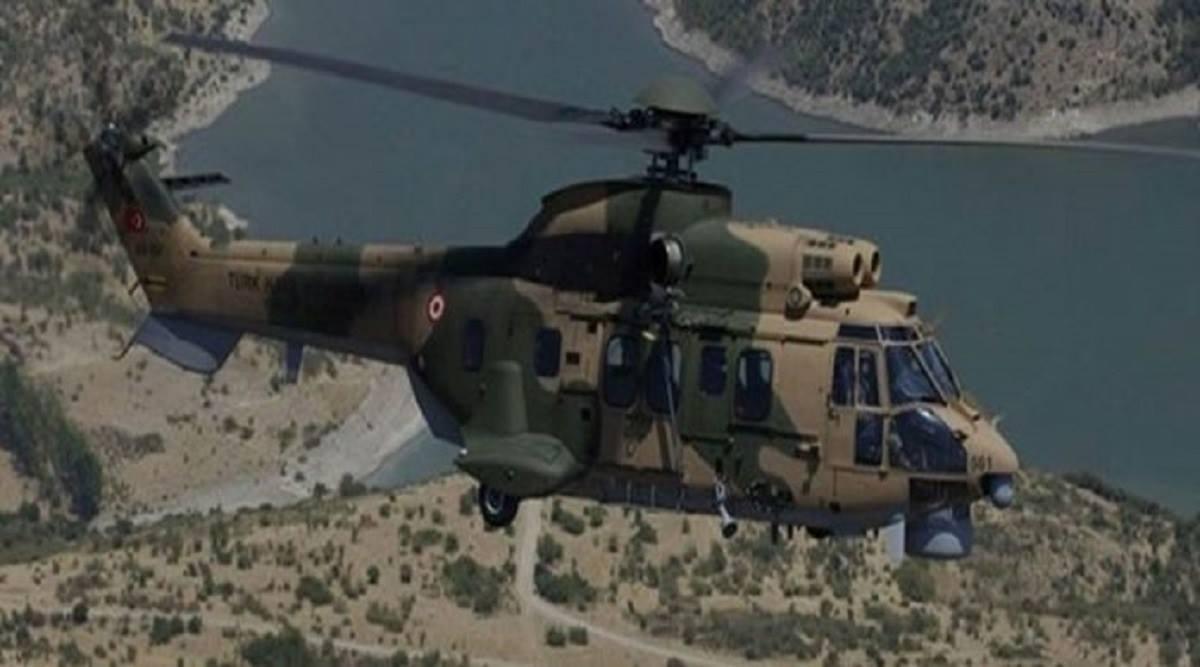 Photo of საბერძნეთის გენშტაბის უფროსის შვეულმფრენი თურქულმა გამანადგურებლებმა შეავიწროეს