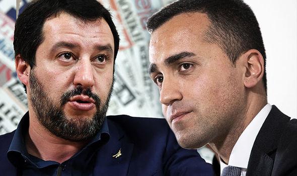 "Photo of არჩევნები იტალიაში: პოპულისტური ""ხუთი ვარსკვლავი"" და ""ლიგა"" ძალაუფლებისთვის იბრძვიან"