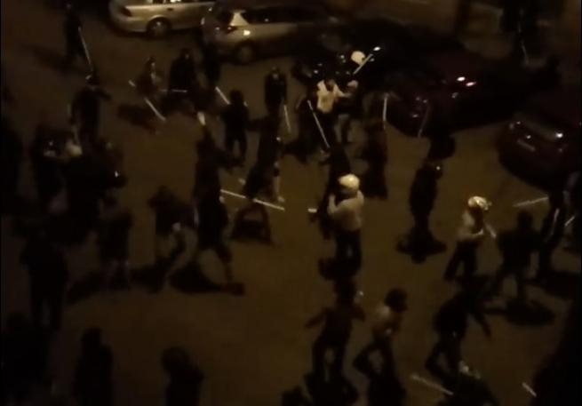 Photo of ათენის ექსარხიის რაიონში პოლიციასა და ანარქისტებს შორის ომი დაიწყო
