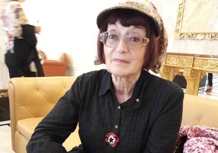Photo of ირენ ციციშვილის ფრანგულ-ქართული საგა ნოსტალგიური შტრიხებით