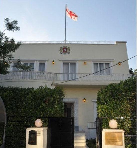 Photo of საქართველოს საელჩო საბერძნეთში მყოფი ქართველების საყურადღებოდ განცხადებას ავრცელებს