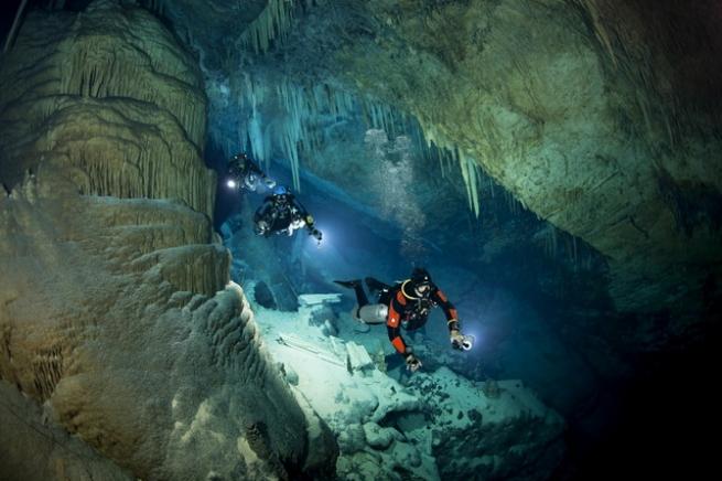 Photo of კუნძულ კრეტაზე ახალი ულამაზესი წყალქვეშა მღვიმე აღმოაჩინეს