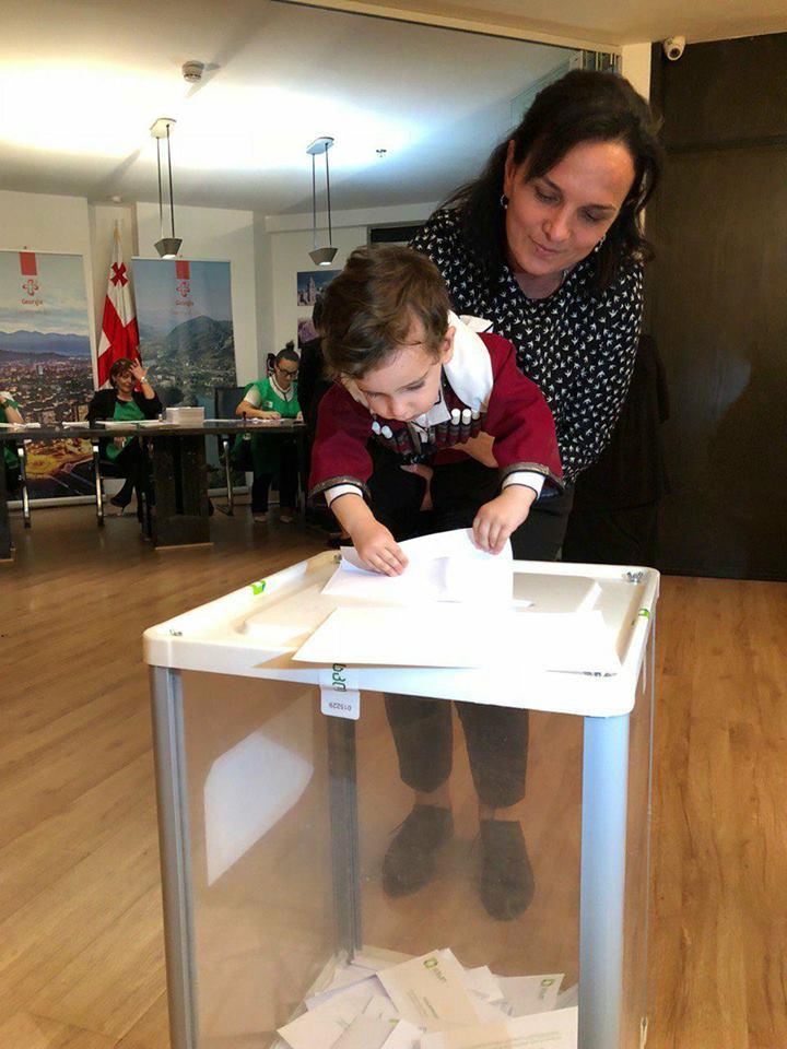 Photo of ისრაელში საქართველოს მოქალაქეთა აქტივობა საპრეზიდენტო არჩევნებზე 6,7 პროცენტამდე იყო
