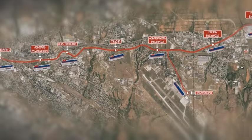 Photo of თბილისში ეკოტრანსპორტის ხელშეწყობა და მიწისზედა მეტროს მასშტაბური პროექტი იწყება
