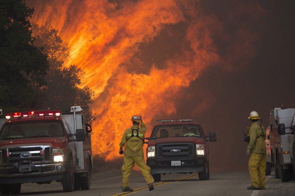 Photo of კალიფორნიაში მასშტაბური ხანძარი მძვინვარებს – ქალაქი პარადაისი გადაიწვა, არის მსხვერპლი