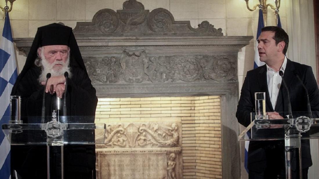 Photo of საბერძნეთის სახელმწიფომ და ეკლესიამ მნიშვნელოვან შეთანხმებას მიაღწიეს – ამიერიდან მღვდელმთავრები სახელმწიფო მოხელებად აღარ ითვლებიან