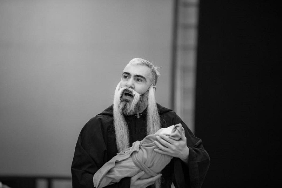 Photo of დავით მალტეზე ბერძნულ-ჩინურ ერთობლივ თეატრალურ პროექტში