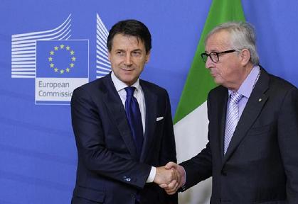 Photo of იტალიის მთავრობა ბრიუსელთან დათმობაზე მიდის – ბიუჯეტის ახალ ვერსიაში დეფიციტი 2,04%-ია, თუმცა დაგეგმილი რეფორმები მაინც გატარდება