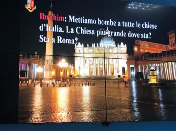 Photo of ქალაქ ბარის ტერიტორიაზე დაკავებული 20 წლის სომალელი იტალიაში ეკლესიების აფეთქებას გეგმავდა (?!)