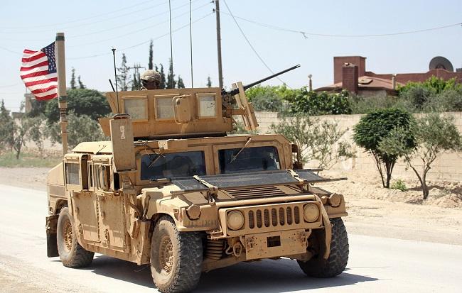 Photo of შეერთებულმა შტატებმა სირიიდან თავისი ჯარების გამოყვანა დაიწყო