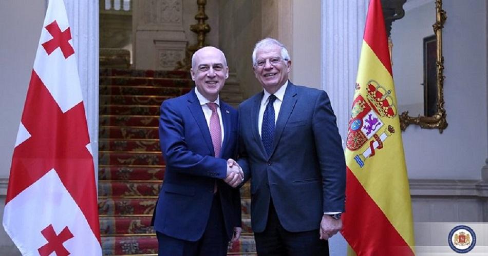 """Photo of ესპანეთის საგარეო საქმეთა მინისტრი: """"ესპანეთი საქართველოს მოქალაქეებს პოლიტიკურ თავშესაფარს არ მისცემს"""""""