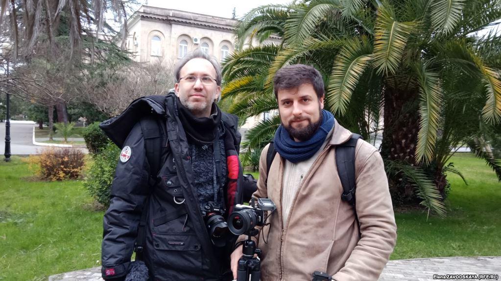 Photo of ორი იტალიელი აფხაზეთში