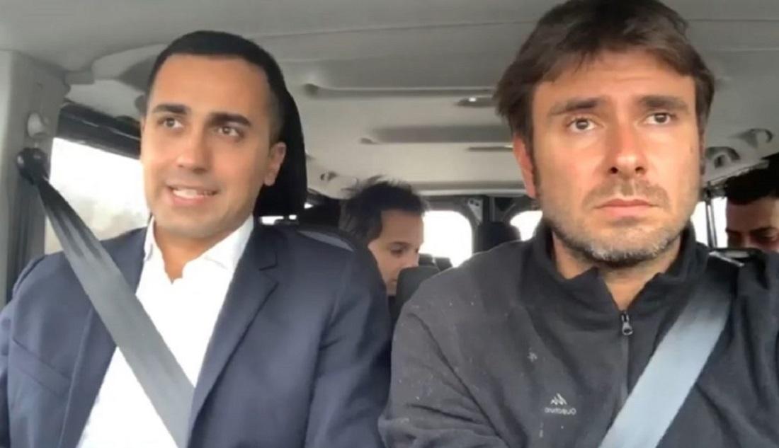 "Photo of ლუიჯი დი მაიო: ""ევროკავშირი უნდა შეიცვალოს!"" – პირდაპირი ტრანსლაცია ავტომობილიდან"