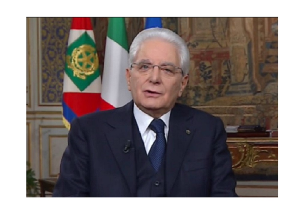 Photo of იტალიის პრეზიდენტმა ხელი მოაწერა დეკრეტს კვოტა 100-ის და სოციალური დახმარების შემოღების შესახებ