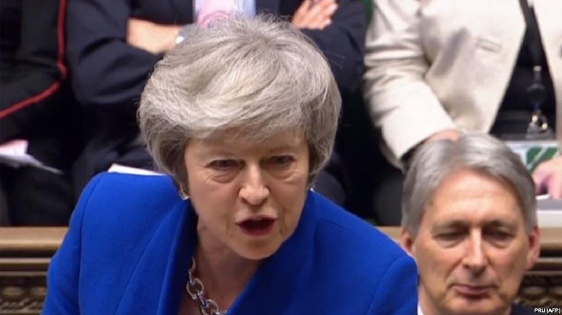"""Photo of ბრიტანეთის პრემიერი """"ბრექსიტთან"""" დაკავშირებით მეორე რეფერენდუმის ჩატარების იდეას უარყოფს"""