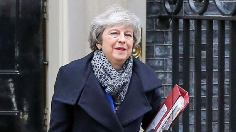 "Photo of ნდობის ვოტუმის შედეგი: ტერეზა მეი ""გადარჩა"", ბრიტანეთი ისევ ჩიხშია"
