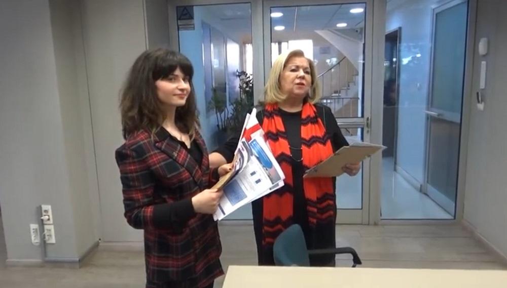 Photo of Παρουσίαση του Τουρισμού στην Γεωργία από την Νέα Πρέσβη της Γεωργίας στην Ελλάδα