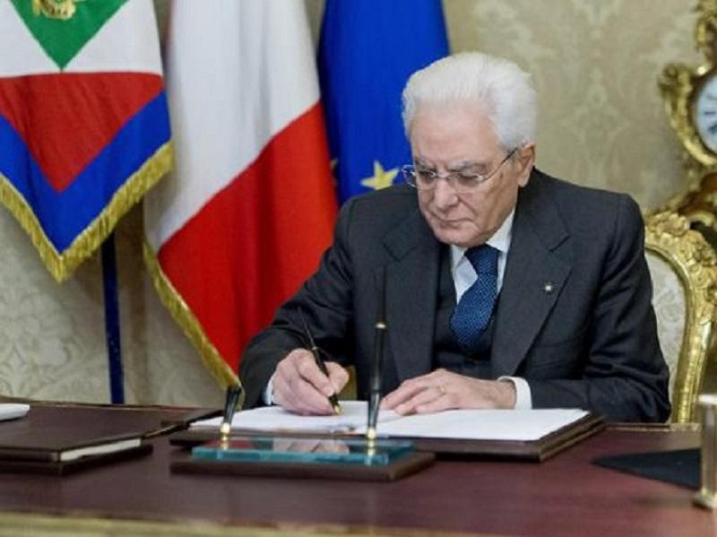 Photo of იტალიის პრეზიდენტმა ორი მოქალაქე შეიწყალა, რომლებმაც ალცჰაიმერით დაავადებული ცოლები მოკლეს
