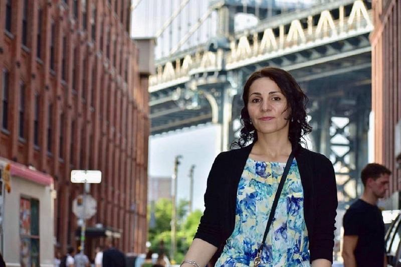 """Photo of ქეთი იმერლიშვილი: """"ემიგრაციაში წასვლა მეორედ დაბადებას ჰგავს""""…"""