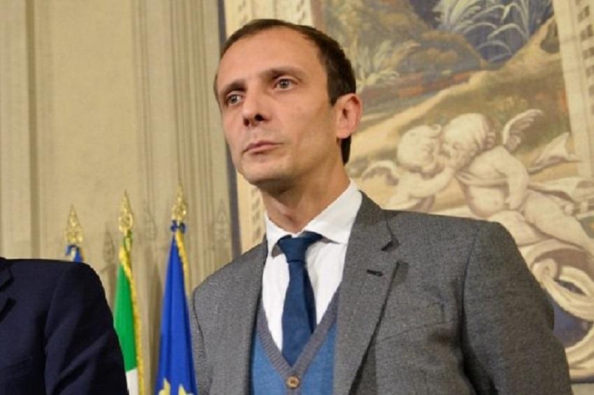 Photo of ბედის ირონია: ჩუტყვავილას დიაგნოზით საავადმყოფოში მოათავსეს იტალიელი პოლიტიკოსი, რომელიც აცრების წინააღმდეგ გამოდიოდა