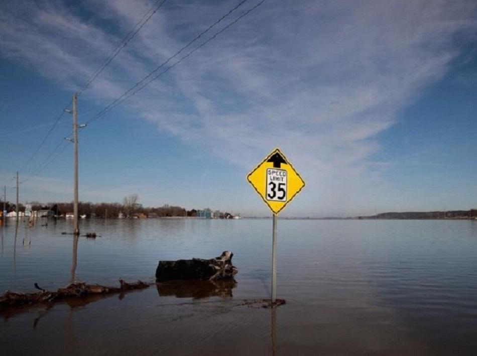 Photo of აშშ-ის 4 შტატში ისტორიაში უდიდესი წყალდიდობაა