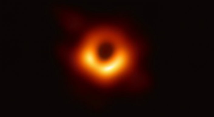 "Photo of ""შავი ხვრელის"" ფოტო ფართო საზოგადოებას მეცნიერებმა პირველად უჩვენეს"
