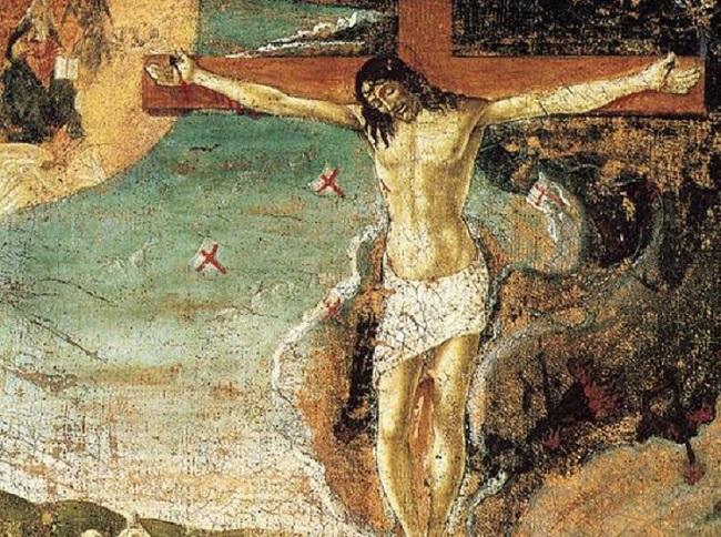 """Photo of """"ჯვარცმული იესო"""", ჯიბრან ხალილ ჯიბრანი"""