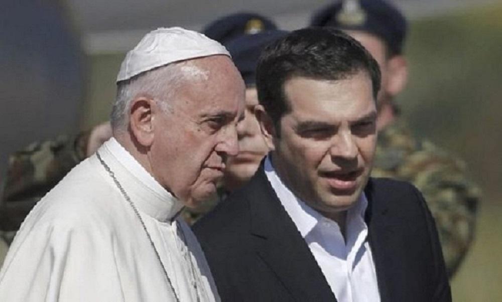 Photo of რომის პაპი მიიჩნევს, რომ საბერძნეთის პრემიერ-მინისტრი ალექსის ციპრასი ნობელის პრემიას იმსახურებს