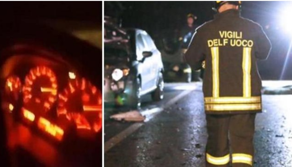 Photo of ორი იტალიელი ავტოავარიაში დაიღუპა, როდესაც ფეისბუქით პირდაპირი ტრანსლაცია ჰქონდათ ჩართული – ვიდეო