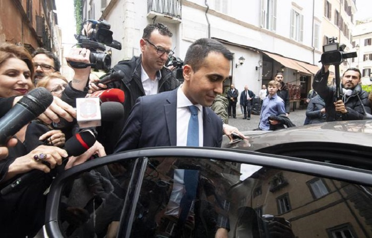 Photo of ლუიჯი დი მაიო პარტია M5S-ის ლიდერად რჩება – 80%-მა მას ნდობა გამოუცხადა
