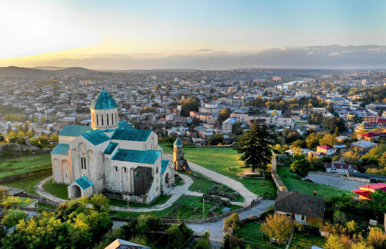 Photo of Κουτάισι – μια από τις παλαιότερες πόλεις του κόσμου