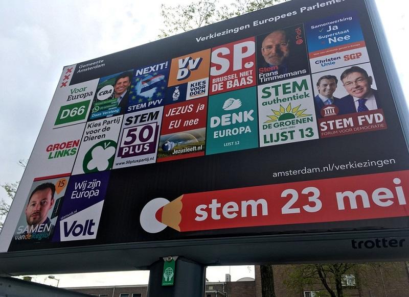 Photo of დიდ ბრიტანეთსა და ნიდერლანდებში ევროპარლამენტის არჩევნები გაიმართა
