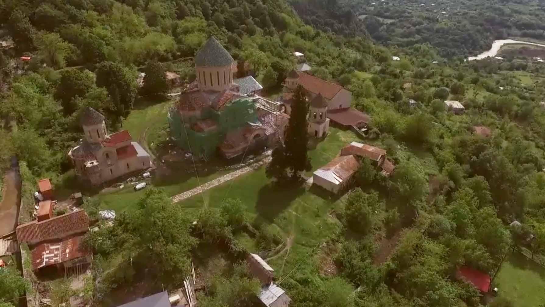 Photo of Το Μοναστήρι Γκελάτι – «Η Νέα Αθήνα»