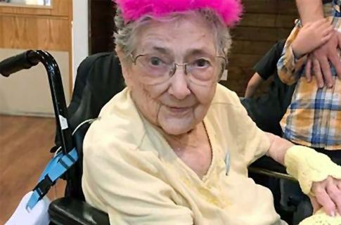Photo of ქალმა 99 წელი იცოცხლა შინაგანი ორგანოების სარკისებური განლაგებით