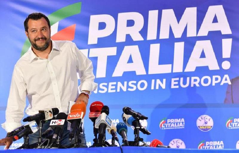 "Photo of სალვინის ""ლიგამ"" გაიმარჯვა, საბერძნეთში ვადამდელი არჩევნები ტარდება – ევროპარლამენტის არჩევნების შედეგები"