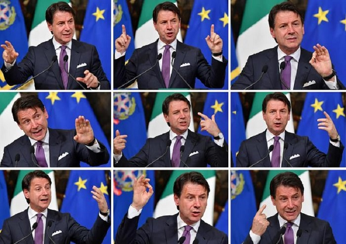 Photo of იტალიის პრემიერ-მინისტრი ულტიმატუმს უყენებს მმართველი კოალიციის ლიდერებს და გადადგომით იმუქრება