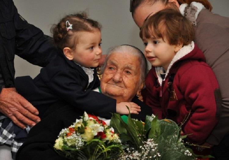 Photo of იტალიელი პეპა ბებია – ყველაზე ხანდაზმული ევროპელი 116 წლის ასაკში გარდაიცვალა