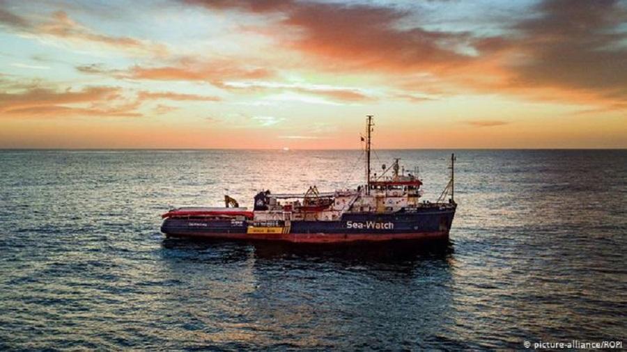 Photo of ხმელთაშუა ზღვაში გადარჩენილ მიგრანტებს გერმანია მიიღებს