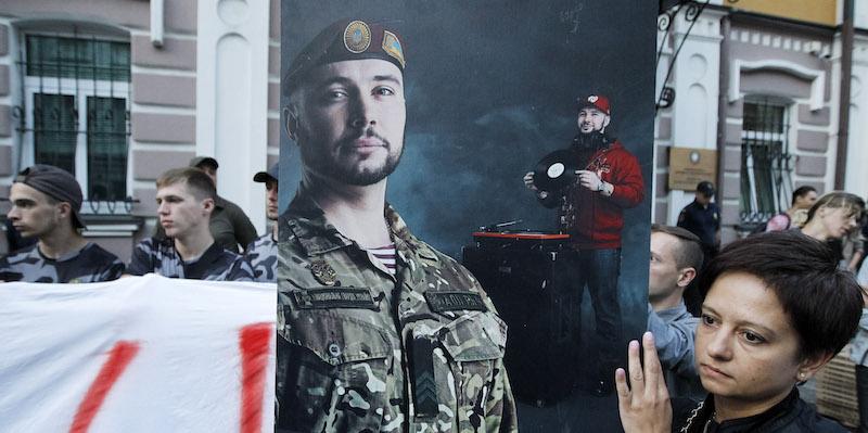 Photo of იტალიელი ჟურნალისტის  მკვლელობისთვის უკრაინელ სამხედროს იტალიაში 24 წელი მიუსაჯეს