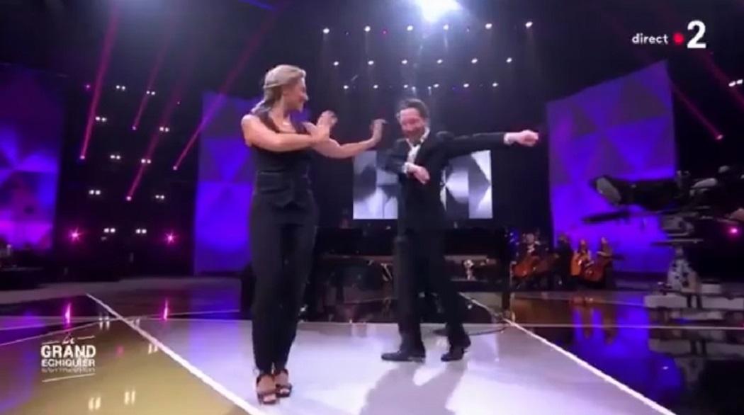 Photo of ხატია ბუნიათიშვილმა ცნობილი ფრანგი მსახიობი პირდაპირ ეთერში ქართულად ააცეკვა