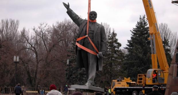 Photo of უკრაინაში ლენინის ძეგლი ჯართად გაყიდეს