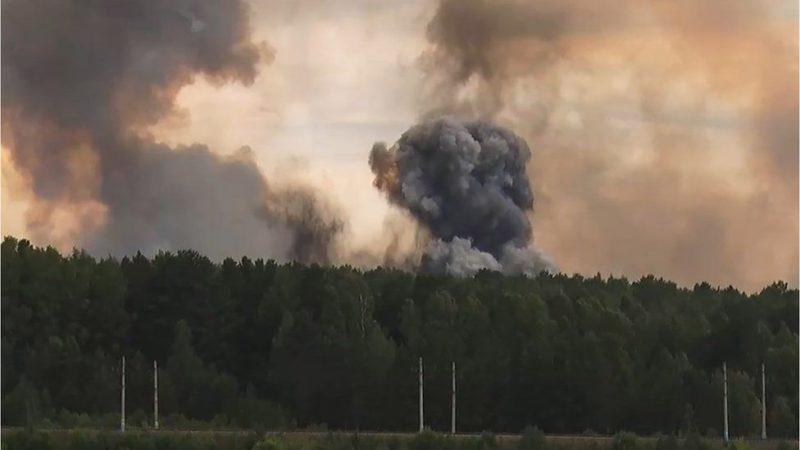 Photo of რუსეთში მომხდარი აფეთქების შედეგად საქართველოს რადიაციული საფრთხე არ ემუქრება