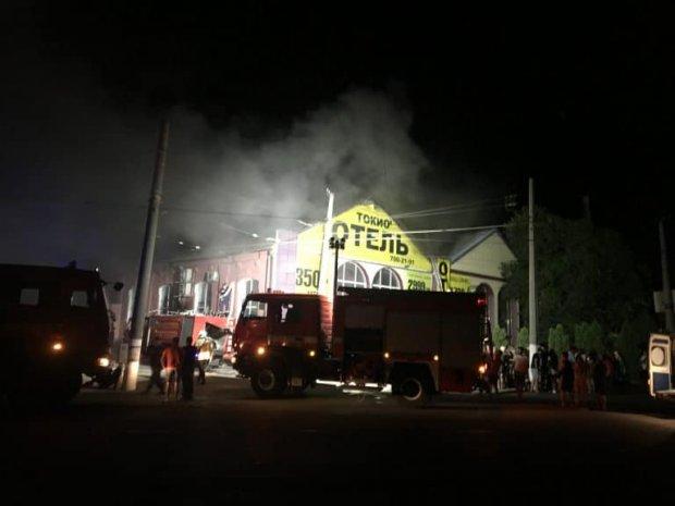 Photo of ტრაგედია ოდესაში – სასტუმროში გაჩენილ ხანძარს 9 ადამიანი ემსხვერპლა (video)