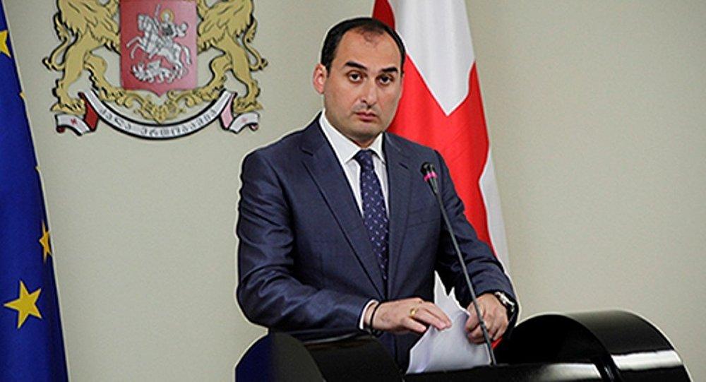 Photo of ეკონომიკის ყოფილი მინისტრის, დიმიტრი ქუმსიშვილის შვილი  დააკავეს