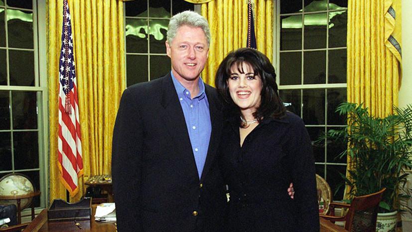 Photo of მონიკა ლევინსკის და ბილ კლინტონის სექს-სკანდალი ეკრანზე გაცოცხლდება
