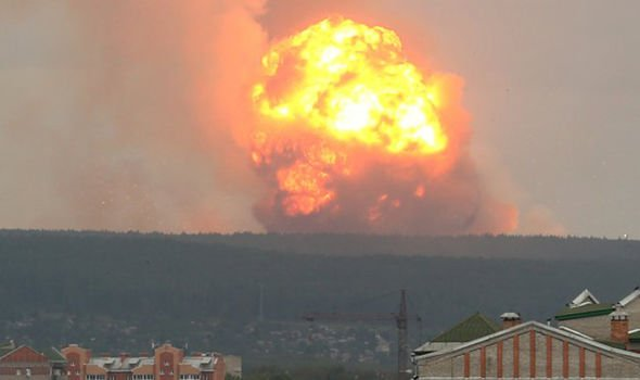Photo of 8 აგვისტოს რუსეთში ბირთვული კატასტროფა მოხდა, თუმცა კრემლი მალავს – THE DAILY MAIL
