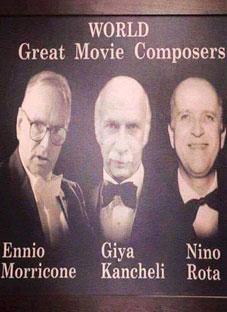 Photo of გია ყანჩელი მსოფლიოს სამ უდიდეს კინოკომპოზიტორს შორისაა