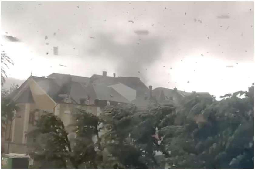 Photo of ლუქსემბურგში ტორნადოს გამო 19 ადამიანი დაშავდა და 160-ზე მეტი სახლი დაზიანდა (ვიდეო)